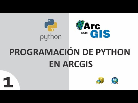 python programming with arcgis