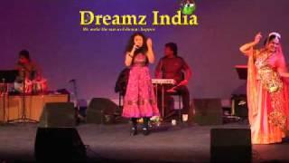 Ek Radha Ek Meera by Anwesha at Detroit Oct 23, 2010 organized by Dreamz India