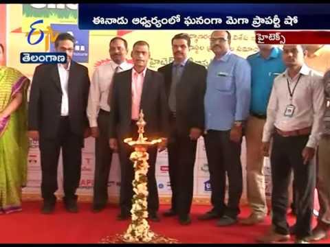 EENADU Organises A Mega Property Show in Hyderabad