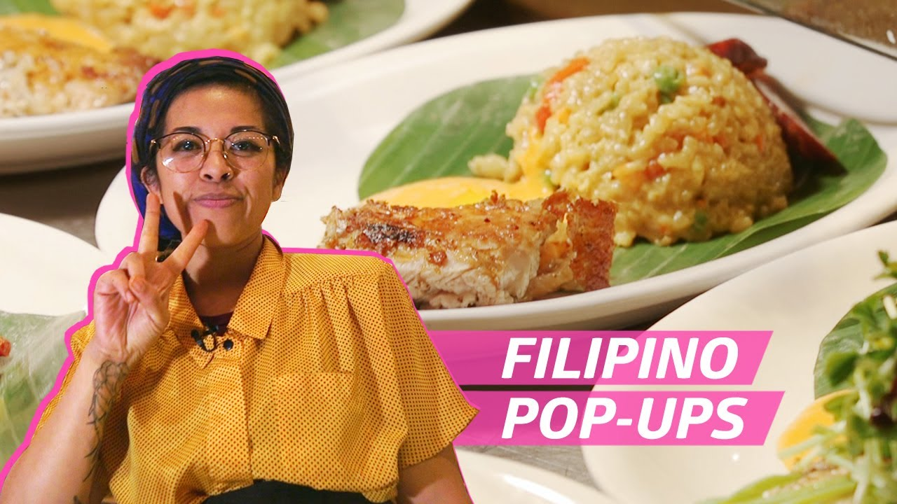 Chef Ellie Tiglao Is Bringing Filipino Food to Boston — Halo Halo
