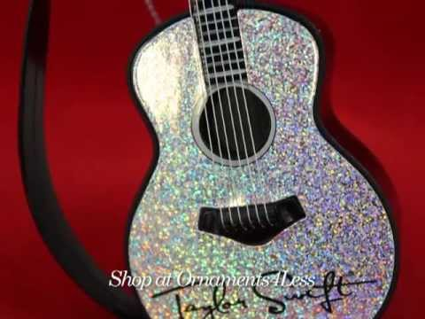 2012 Taylor Swift Guitar - Long Live - YouTube
