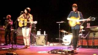 Mykonos/Your Protector - Fleet Foxes LIVE at the Hollywood Palladium 5/7/2011