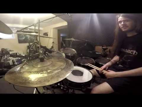 Immortal - All Shall Fall Drum Cover