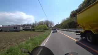 【バイク初心者】南知多師崎【一馬屋】漁師丼ツーリング【YZF-R25】