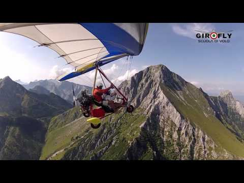 Scuola Di Volo Ultraleggero GiroFly - Deltaplano A Motore