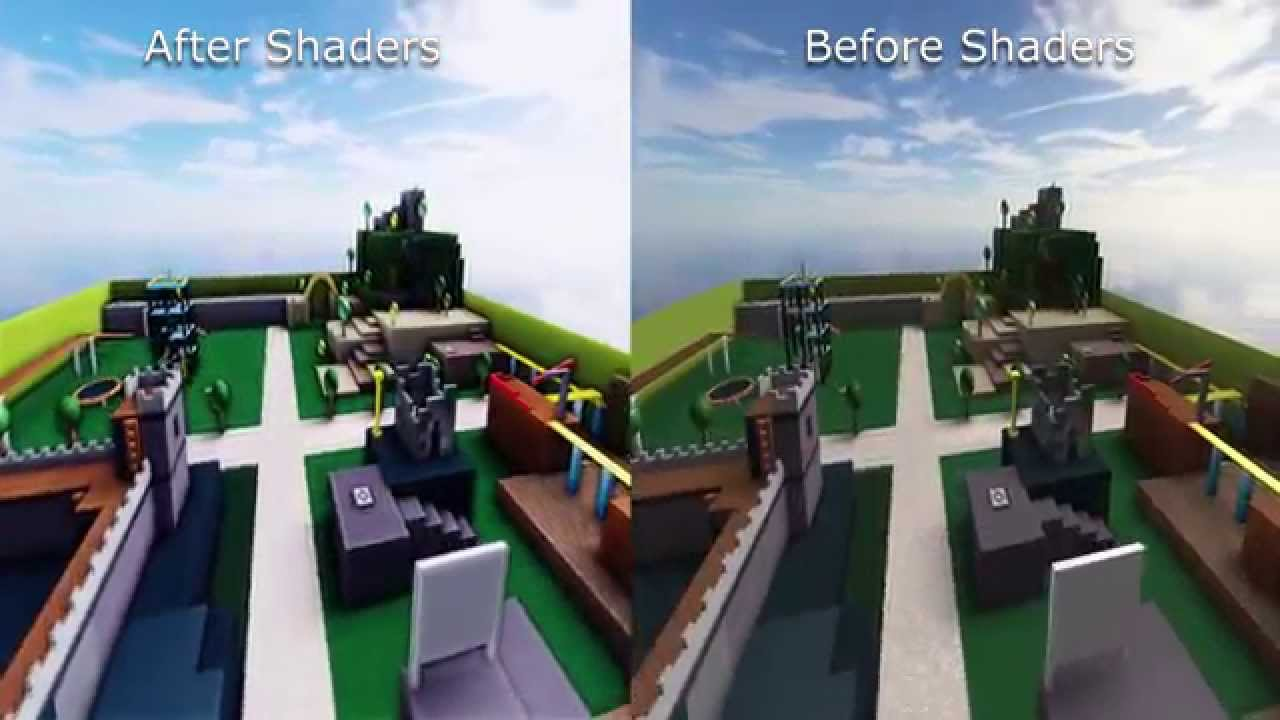 How To Install Shaders Mods In Roblox Youtube
