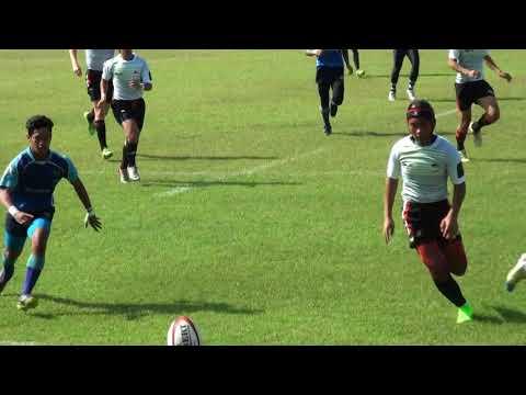 KLS vs VI 1st Half - 2017 Allied Pickford Rugby 15, Epson College Malaysia