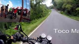 Trinidad Ride. Toco and Big Yard Ride with the Geezas on 2017 03 26