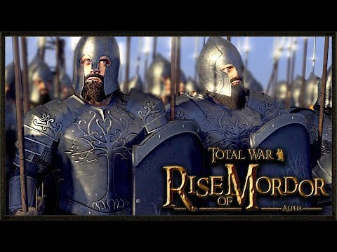 Total War RISE OF MORDOR Public Release! - Battle For Helms Deep