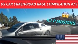 🇺🇸 [US ONLY] AMERICAN CAR CRASH/ROAD RAGE COMPILATION #73 [Spring Break Edition]