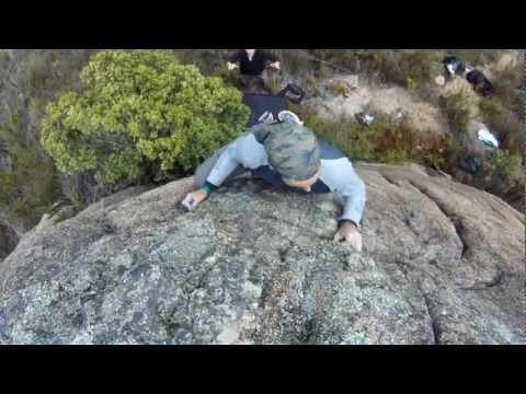 Rock Climbing Paarl