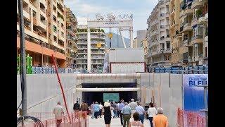 Nice: Le tramway voit le bout du tunnel!