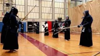 SFU Kendo Practice