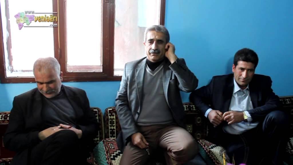 Ağrıda Dengbej Evi Açıldı - YouTube