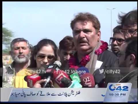 42 Report: Raza Murad of bollywood reaches Lahore