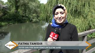 ZUSTER SARA EVDE BAKIM    BEYAZ TV EKOPAZAR 02 HAZİRAN 2019