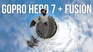 Berlín/V3 - GoPro Hero 7 a 360° Fusion, o produktivitě & MyTimi