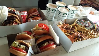 In-N-Out $50 Meal Challenge