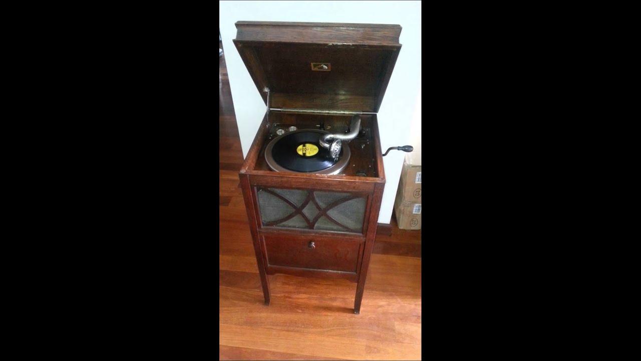 gramophone la voix de son ma tre n 145 youtube. Black Bedroom Furniture Sets. Home Design Ideas
