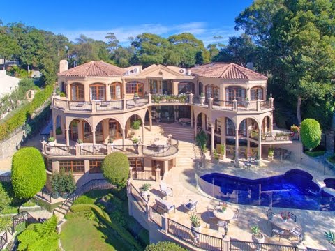 Australian Mansion For Sale Watch This Video To Own It