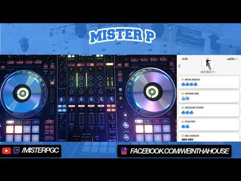 In Tha House - DJ Mister P