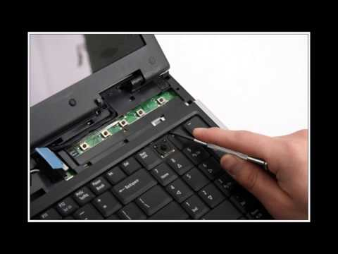 Acer Aspire 9410 노트북 분해(Laptop disassembly)