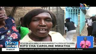 Kituo cha afya ambacho Caroline Mwatha alienda kutoa mimba cha futwa jina