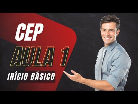 CEP Controle Estatístico de Processo, conceitos de controles aula 1