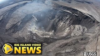 Kilauea Volcano Monitoring Update (Apr. 16, 2019)