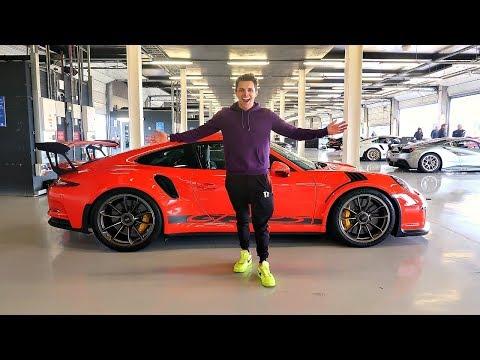 I'm FINALLY Buying A Porsche GT3 RS!