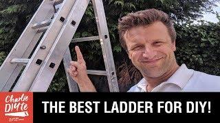The BEST Ladder for DIY!