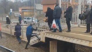 Российские ступеньки - Новые приколы за май 2017