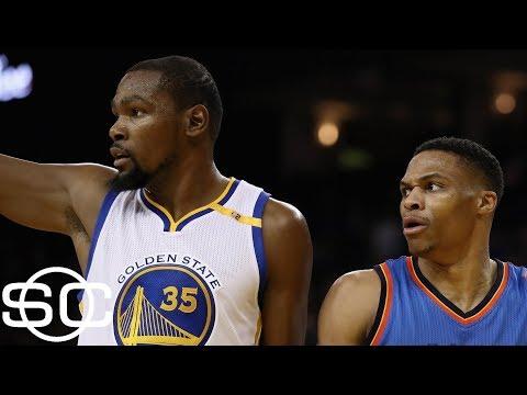 Kevin Durant, Russell Westbrook thriving since split | SportsCenter | ESPN