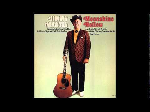 Jimmy Martin - Goin' Ape (Over You)
