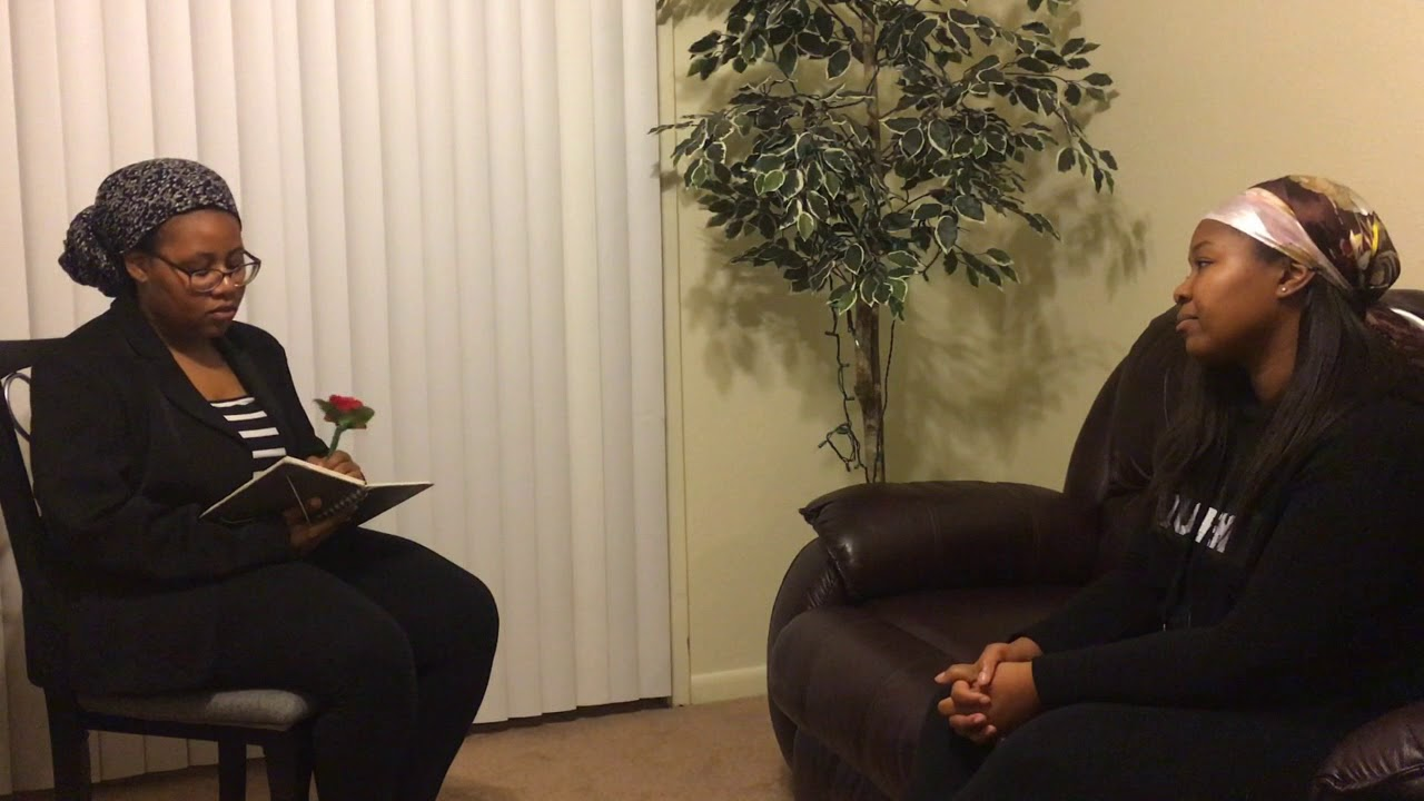 mock therapy session transcript