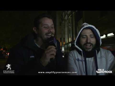 Peugeot Karaoke Rock Car 2016 - Alessandro Ippoliti