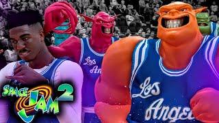 Space Jam 2 MONSTARS MyCareer #1 - The MONSTARS First OFFICIAL NBA GAME!