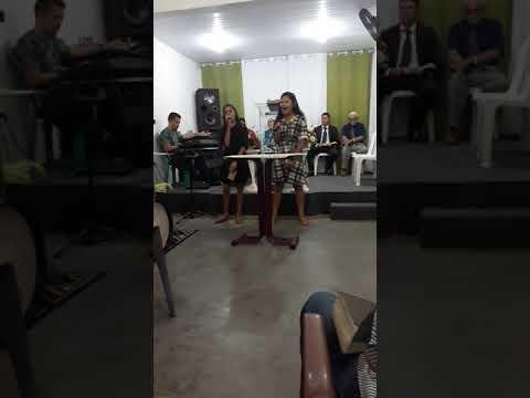 Assembléia de Deus Missão de Tucumã-PA em Caririaçu