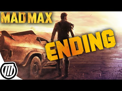 Mad Max ENDING!! Gameplay Walkthrough LIVE Stream (PS4 1080p)