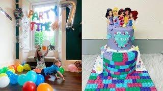 7 urodziny Arielle - Przygotowywania i prezenty