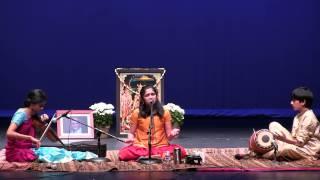 Guruvandhanam 2014 - gurulEka eTuvaNTi - St. Tyagaraja