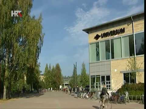 Study in Umeå - HRT 06.11.2014