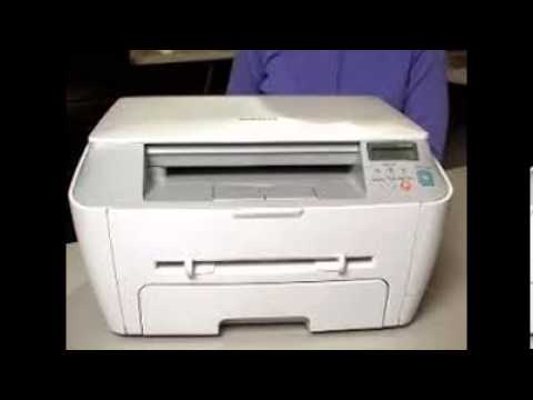 Samsung SCX Printer Driver Download