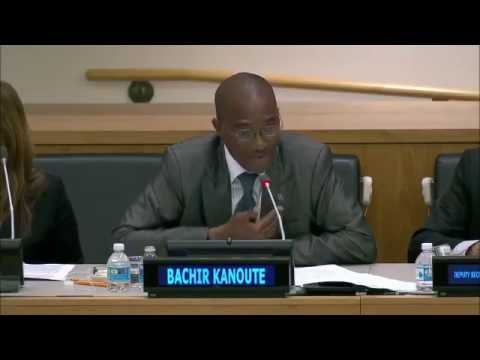 Download Youtube: BACHIR KANOUTE - United Nations Conference on Housing and Sustainable Urban Development