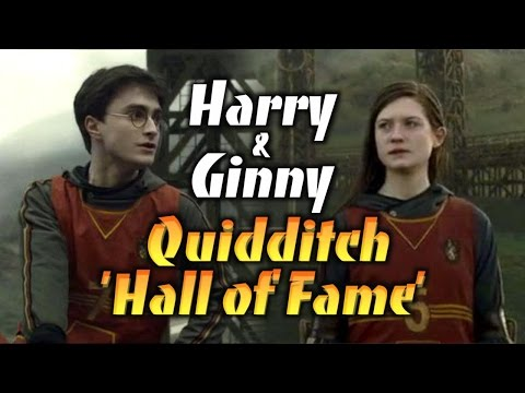 Thumbnail: Harry & Ginny | Quidditch 'Hall of Fame'