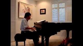 """Tim Lee - """"Isn't It Romantic"""" arr. by Oscar Peterson"""