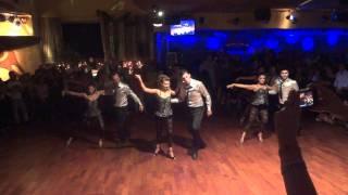 esibizione Scuola Bailamos Barrio Latino 9 12 2011