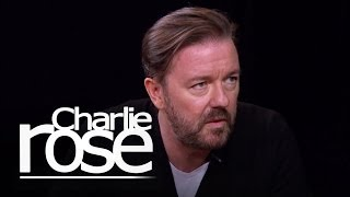 Ricky Gervais (09/16/13) | Charlie Rose