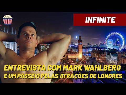 Conheça os lugares mais famosos de LONDRES e veja uma entrevista com o Mark Wahlberg (Infinite)