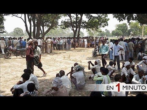 Boletín: el caso de las niñas violadas y colgadas en India y otras noticias